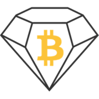 Bitcoin Diamond Logo