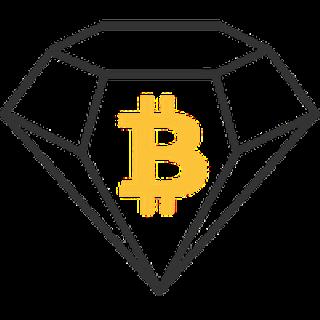 Bitcoin Diamond logo