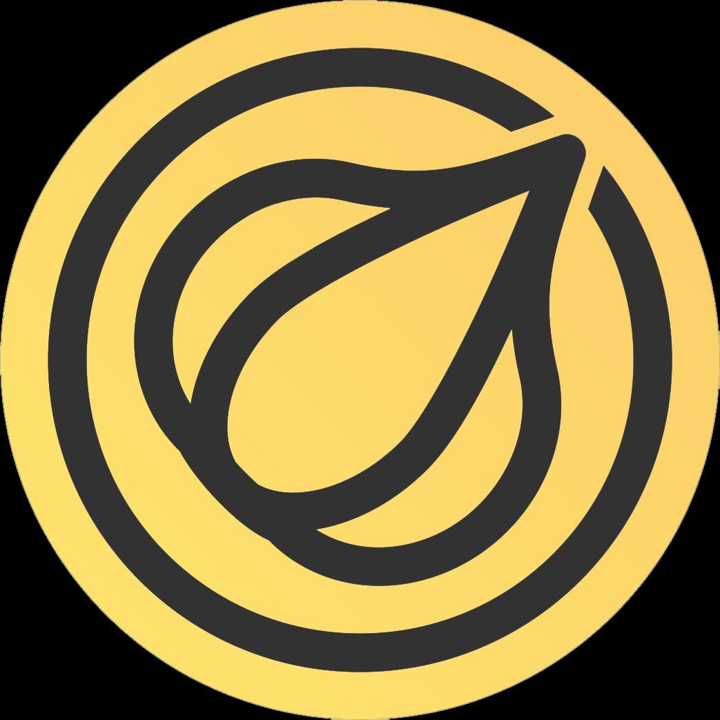 Garlicoin logo