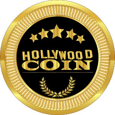 HollyWoodCoin logo