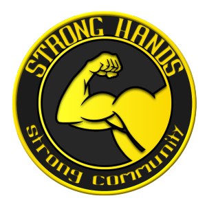 StrongHands Coin logo