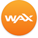 WAX Coin logo