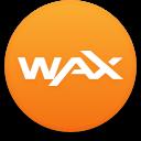 WAX Coin Logo