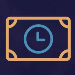 ChronoBank Coin logo