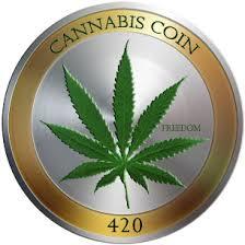 CannabisCoin Logo