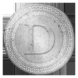 Denarius Coin logo