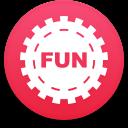 FunFair Coin logo