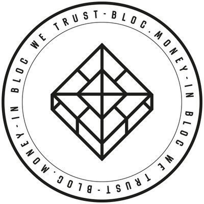 BLOC.MONEY Coin logo