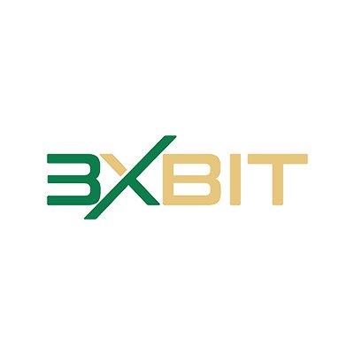 3XBIT logo
