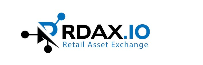 RDAX Exchange logo