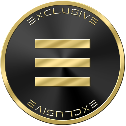 ExclusiveCoin logo
