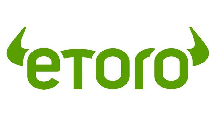 이토로 (eToro) logo