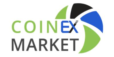 CoinEx Market logo