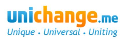 Unichange logo