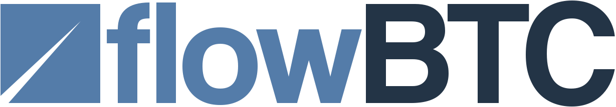 FlowBTC Logo