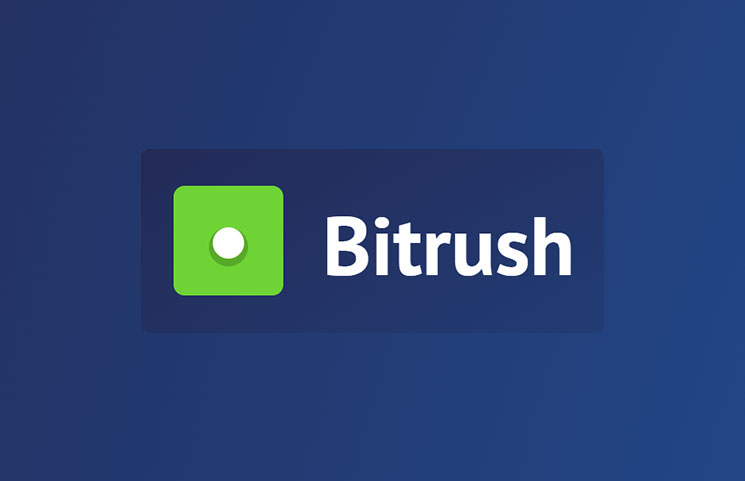 Bitrush logo