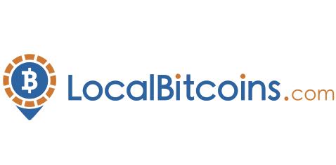 로컬비트코인 (LocalBitcoins) logo