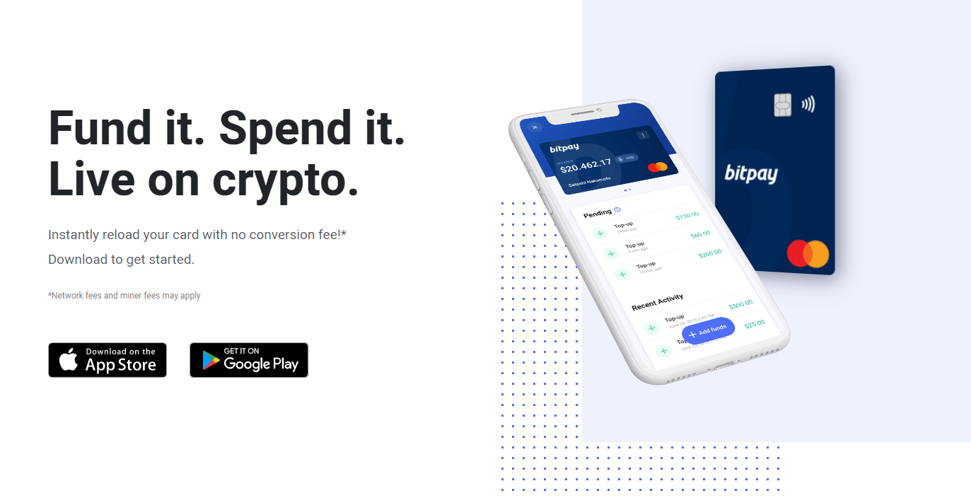 Bitpay Card Promo Picture