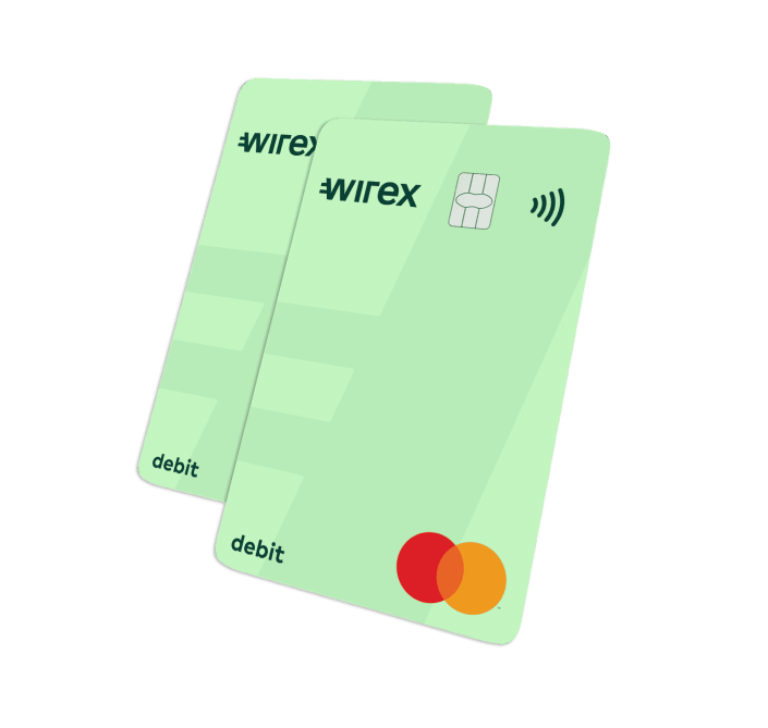 Wirex Card Picture of Card