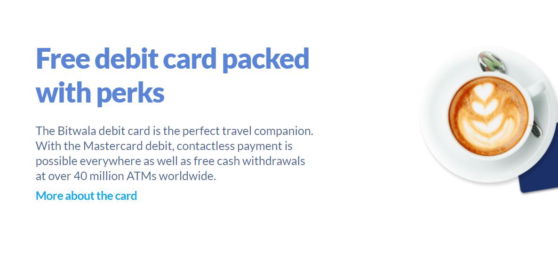 Bitwala Card Review
