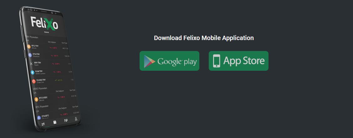 Felixo Mobile Support