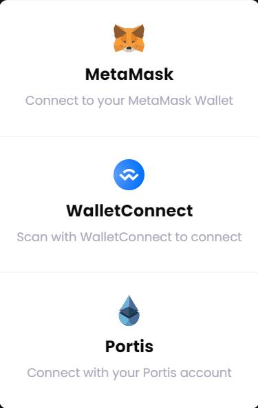 DODO Exchange Compatible Wallets