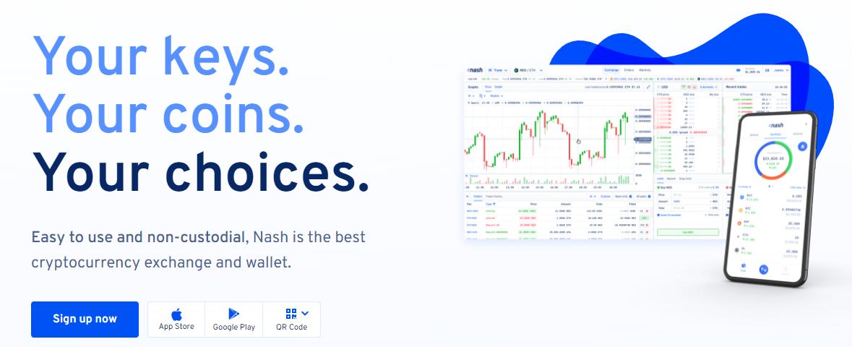 Nash Exchange Mobile Support