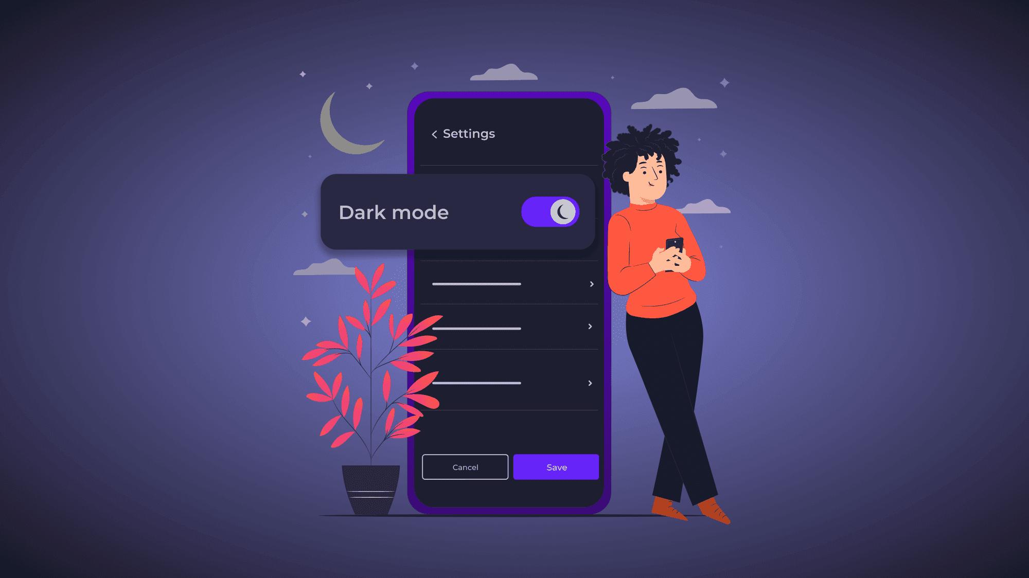 LocalCryptos Dark Mode