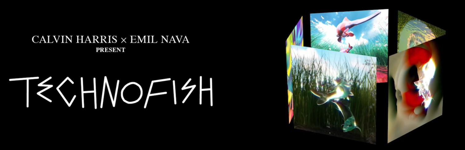 Nifty Gateway Calvin Harris Technofish