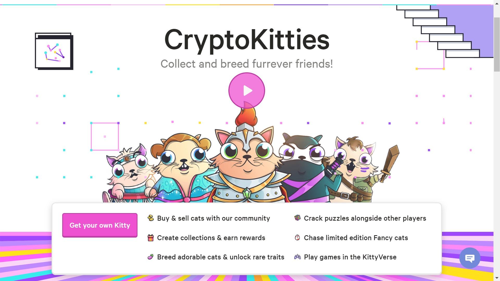 CryptoKitties Marketplace
