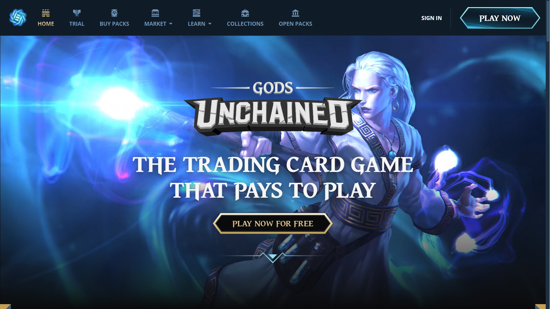 Gods Unchained Review