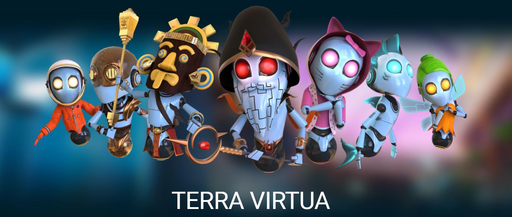 Terra Virtua Marketplace