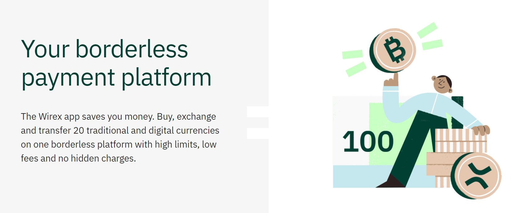 Wirex Exchange Promo Pic