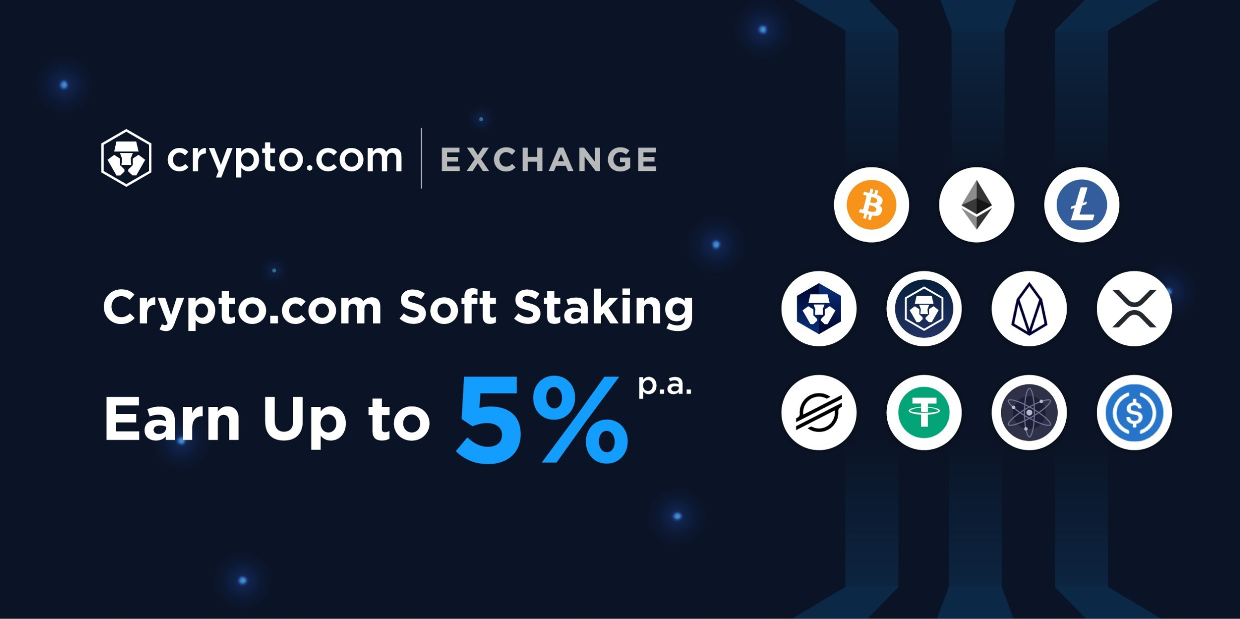 Crypto.com Exchange Staking