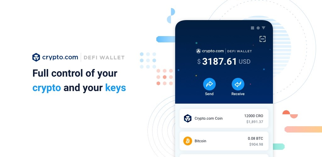 Crypto.com DeFi Wallet Review