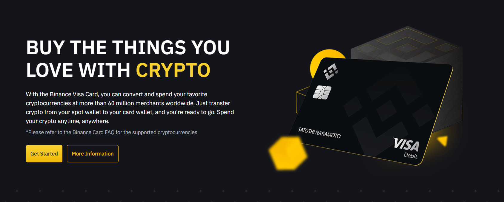 Binance Card Intro Picture