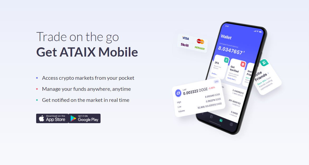 ATAIX Mobile Support