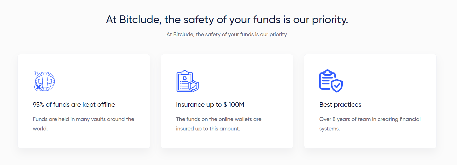 BitClude Safety