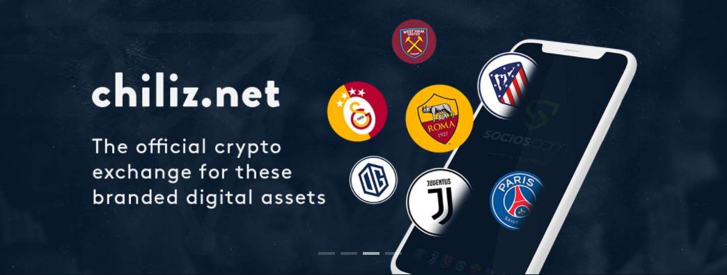 Chiliz Exchange Branded Cryptos