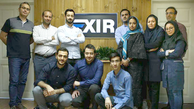 EXIR Exchange Team