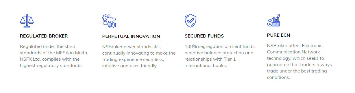 NSBroker Advantages