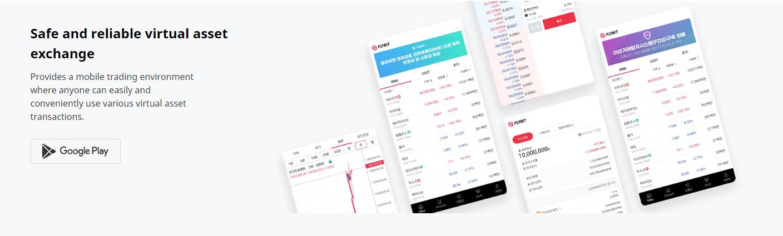 Flybit Exchange Mobile Support