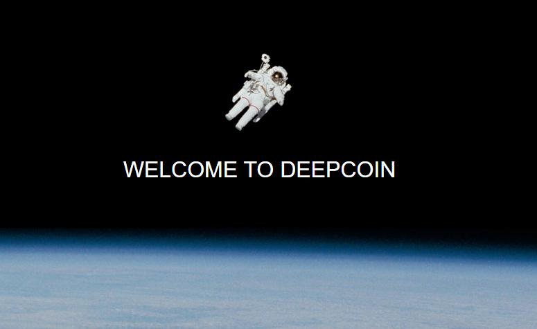 Deepcoin Exchange Promo Pic
