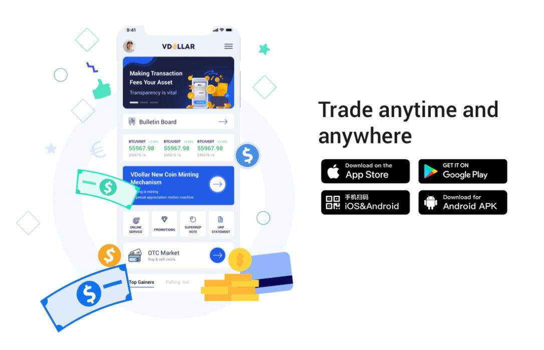 VDollar Exchange Review