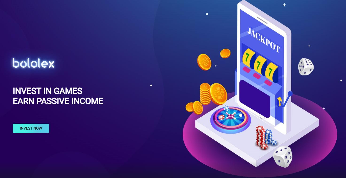 Bololex Exchange Invest in Games