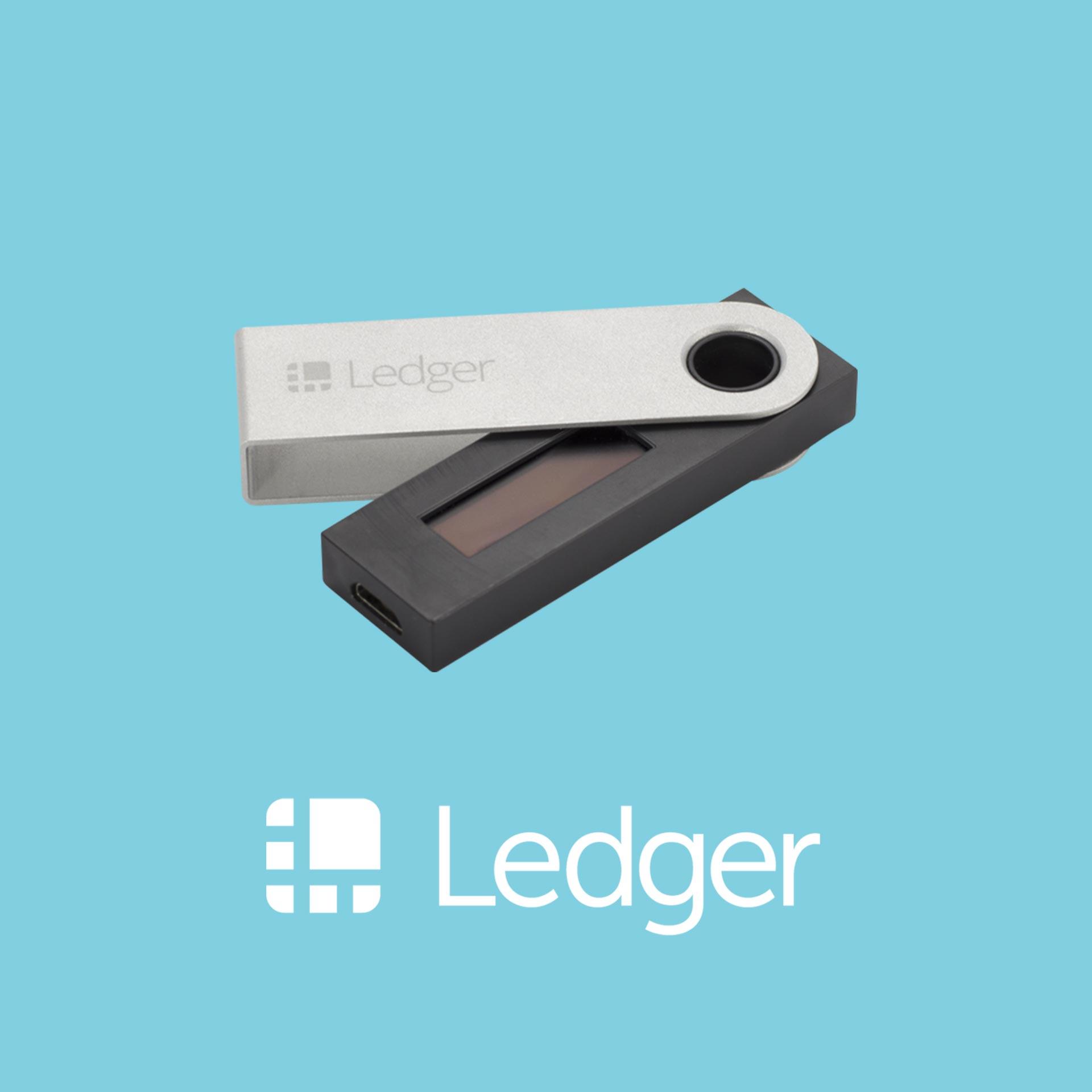 Ledger Nano S logo