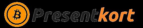 Bitcoinpresenkort.com logo