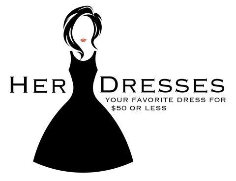 HerDresses.com logo