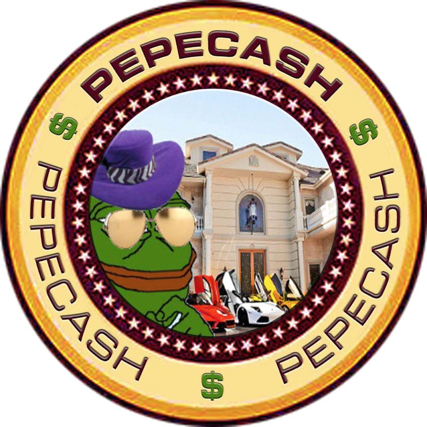Pepe Cash Token logo