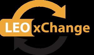 LEOxChange Logo